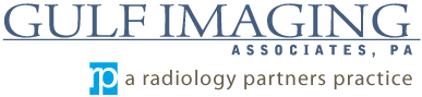 Gulf Imaging Associates, a Radiology Partners practice Logo